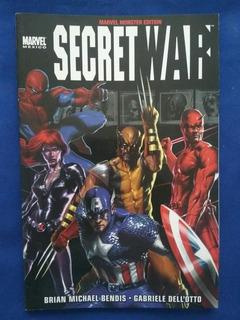 Secret War Monster Edition Marvel Comics Editorial Televisa