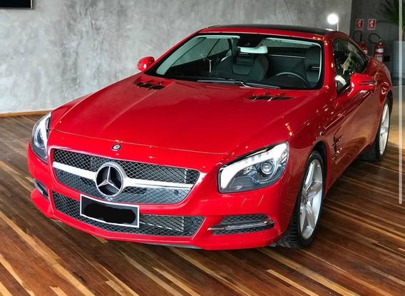 Mercedes-benz Classe Sl 2015 3.0 2p
