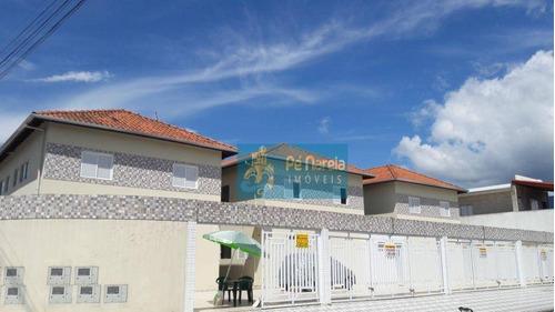 Casa Com 2 Dormitórios À Venda Por R$ 140.000,00 - Parque Das Américas - Praia Grande/sp - Ca0056