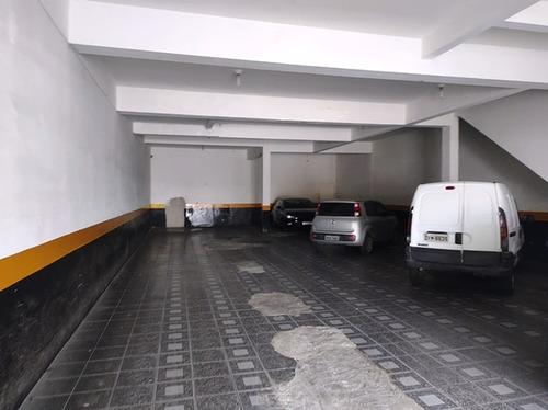 Sumaré - Salão Comercial Com 300m² E 3 Vagas - Sc-0120-2
