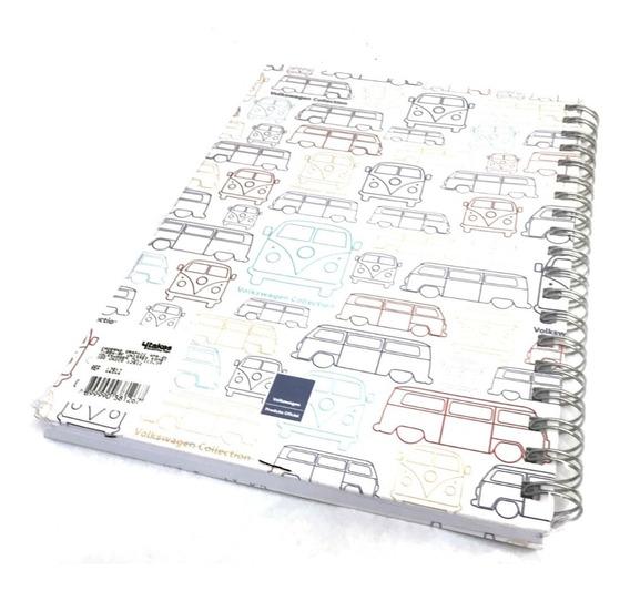 Caderno De Anotaçao Kombi Lindo Demais Original Vw