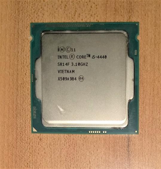 Processador Intel Core I5 4440 3.1ghz 4ª Geração Lga1150 Para H81 H87 H97 B85 Z87 Z97