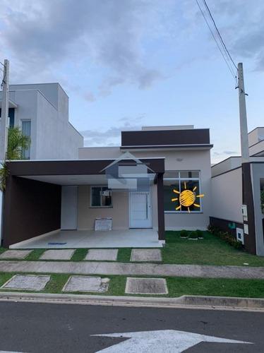 Casa Em Condomínio Para Venda Em Indaiatuba, Jardim Park Real, 3 Dormitórios, 1 Suíte, 2 Banheiros, 2 Vagas - _1-1833255