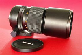 Lente Konica Ar 300mm F4.5
