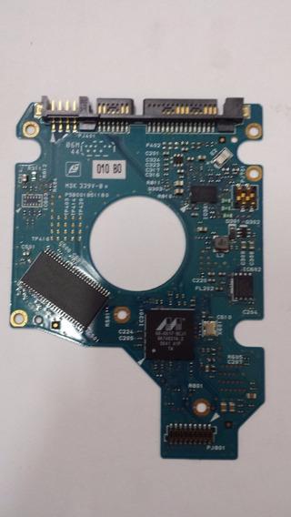 Placa Lógica Hd Notebook Toshiba 160gb Hdd2d60 / Mk1637gsx