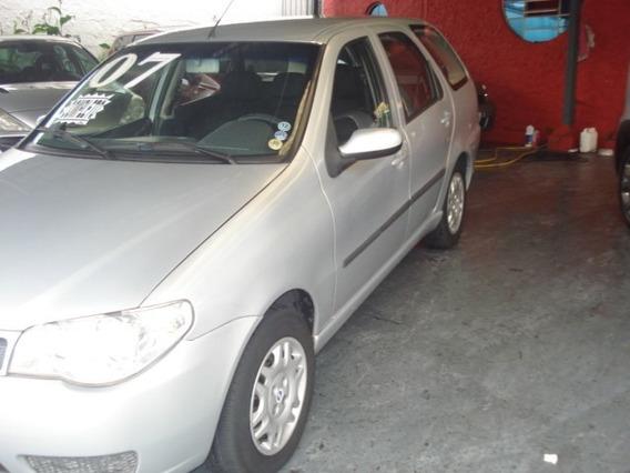 Fiat Palio Weekend Elx 2007 Completa