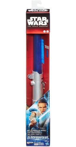 Imagen 1 de 3 de Sable Laser Star Wars Darth Vader Hasbro Luz Y Sonido Espad