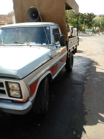 Ford F1000 F1000 Ano 84