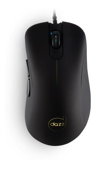Mouse Gamer Dazz Fps Series Rgb 12.000dpi 7b Pmw3360 625256