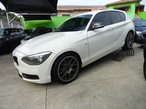 Bmw 118i 1.6 16v Turbo Gasolina Automatica