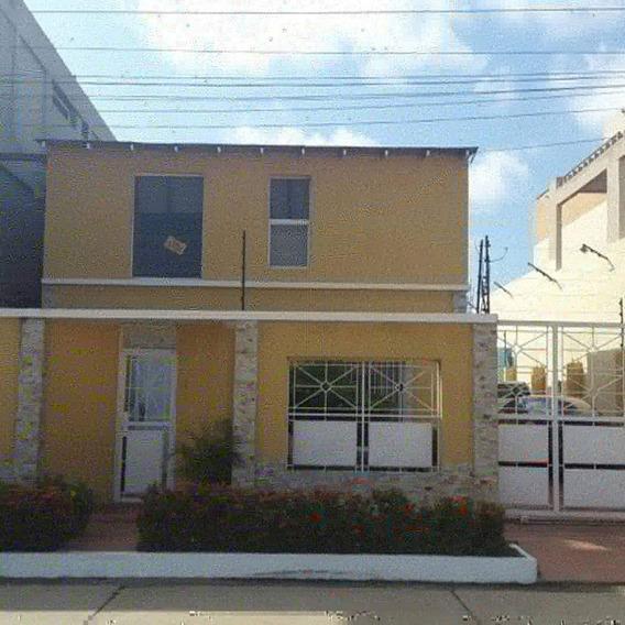 En Venta Casa Lista Para Habitar, Cr El Remanso De 3 Hab. Aa