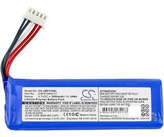 Bateria Gsp872693 01 P/ Jbl Flip 4flip 4 Special Edition