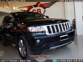 Jeep Grand Cherokee At Overland 3.6|| No Toyota Hilux Sw4