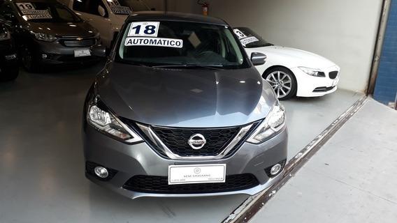 Nissan Sentra 2.0 Sv Flex Aut. 4p 2018