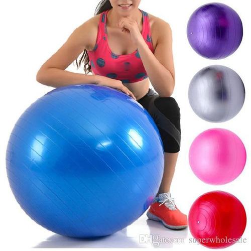 Imagen 1 de 3 de Pelota De Yoga Pilates Ejercicio De 65cms