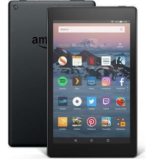 Tablet Amazon Fire 8 Hd 32gb Alexa Quadcore + Cargador