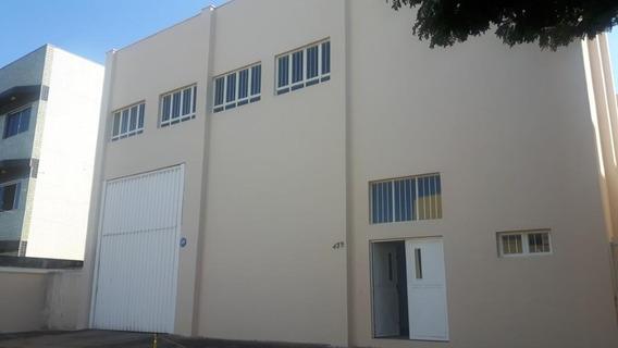 Galpão Para Alugar, 718 M² Por R$ 11.000/mês - Distrito Industrial João Narezzi - Indaiatuba/sp - Ga0922