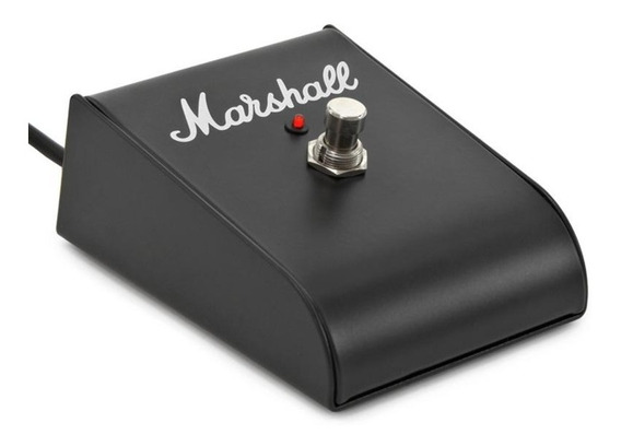 Pedal Footswitch Marshall Pedl-00001 Garantia 2 Anos