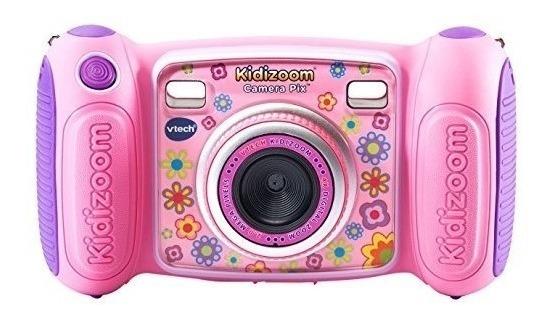 Vtech Kidizoom Camera Pix, Rosa Camara Fotografica Infantil