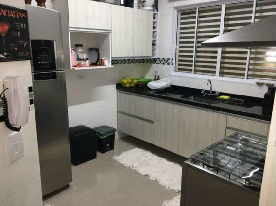Lindo Sobrado Em Condomínio Fechado - Mi72133