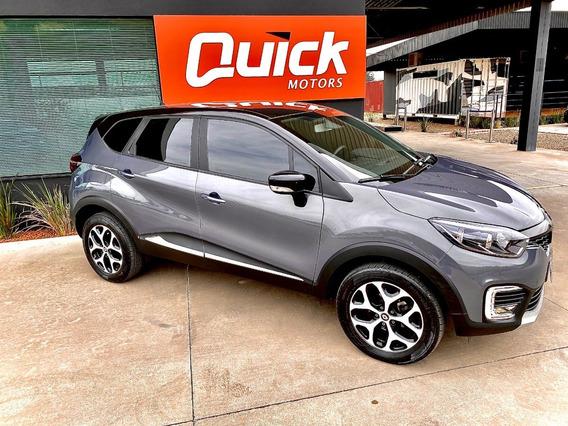 Renault Captur Intense 2019 Flex Automatica
