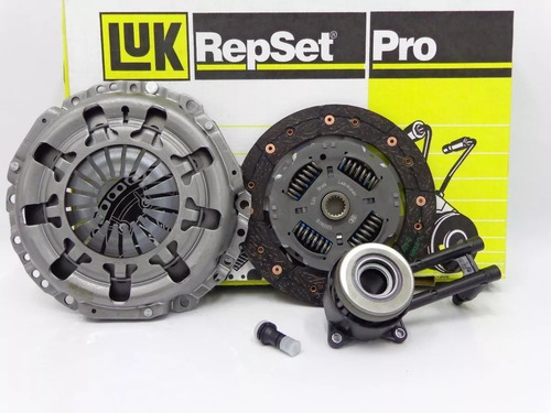 Kit Embrague P/ Ecosport Fiesta Ka Focus 1.6 Rocam Ford Luk
