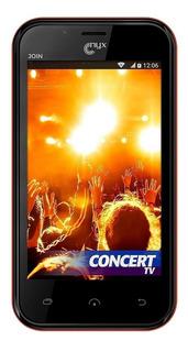NYX Mobile Join 4 GB Rojo 512 MB RAM
