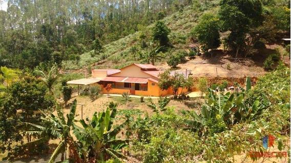 Chácara Para Venda Em Santa Maria De Jetibá, Sentido A Recreio, 3 Dormitórios, 2 Banheiros, 1 Vaga - 101122