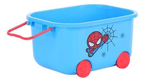 Carrinho Organizador Homem Aranha - Marvel Miniso