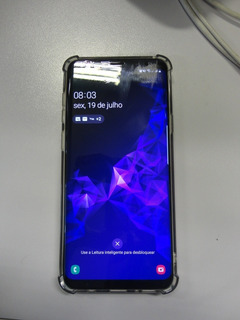 Samsung Galaxy S9 Plus 128gb + Samsung Dex