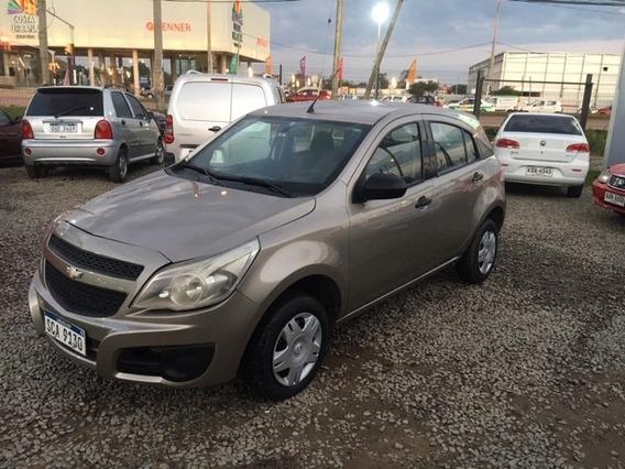 Chevrolet Agile Ls Año 2012 Muy Lindo