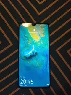 Huawei Mate 20 Impecable