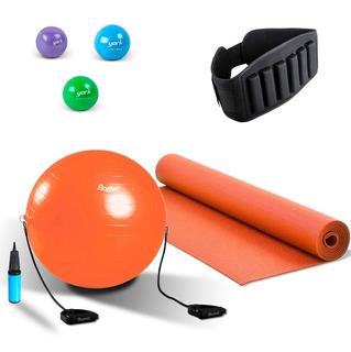Error expedición Pensativo  Reebok Kit De Yoga Tapete Liga Bloque Bolso Guardar Gym Mmy ...