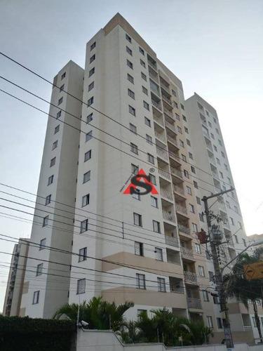 Imagem 1 de 12 de Apartamento Com 2 Dormitórios À Venda, 50 M² Por R$ 380.000,00 - Saúde - São Paulo/sp - Ap38105