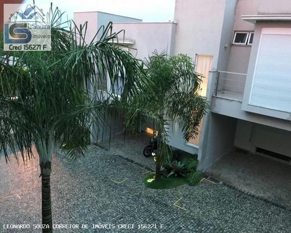 Lindo Sobrado Em Condomínio Fechado Em Bragança Paulista No Bairro Santa Luzia - 479 - 34064480