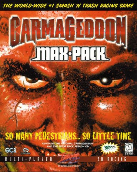 Carmageddon Max Pack Pc Digital