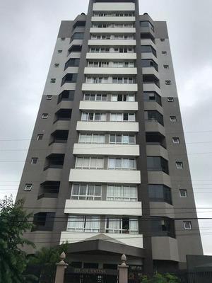 Apartamento No Anita Garibaldi Com 3 Quartos Para Locação, 124 M² - Lg2037