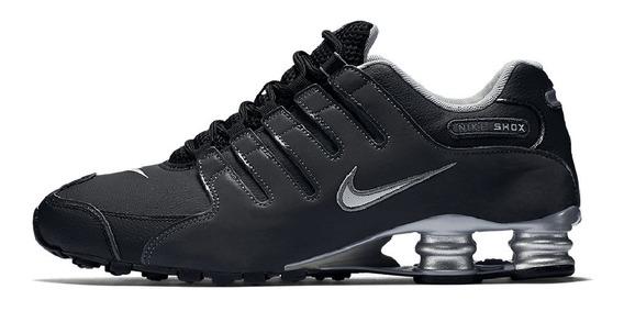 Nike Shox Nz Eu Black