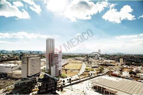 Departamento En Venta En Puebla, Torre Uma, Angelópolis Puebla