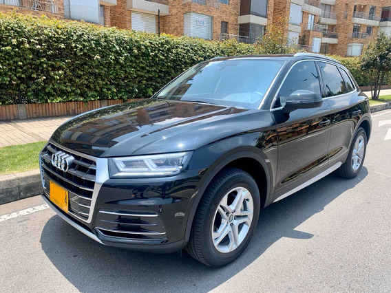 Audi Q5 2.0 Tfsi Ambition 2000cc Turbo 252hp 4x4 Fe 2018