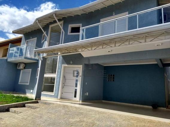 Casa Com 5 Dormitórios, 370 M² - Parque Das Universidades - Campinas/sp - Ca13201