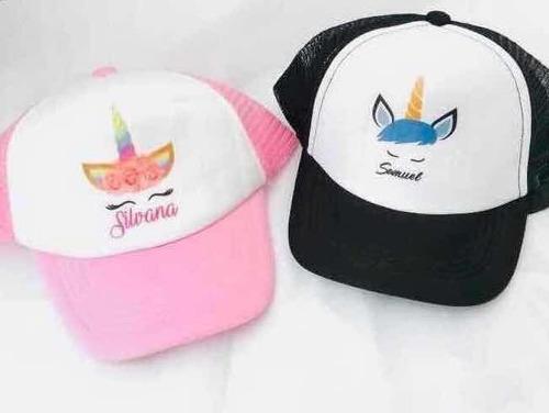 Sorpresa Fiesta Infantil Gorras Personalizadas