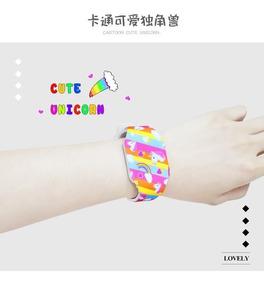 Relógio De Pulso Infantil Criança Digital Led Promoção