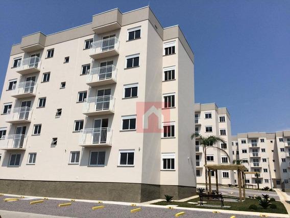 Apartamento Com 2 Dormitórios À Venda, 47 M² Por R$ 150.000 - Monte Pasqual - Farroupilha/rs - Ap0785