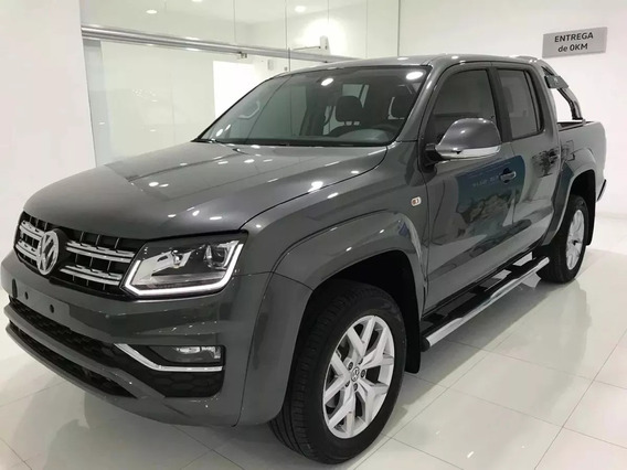Nueva Amarok V6 0km Highline Volkswagen 2020 Vw 258cv At 3.0