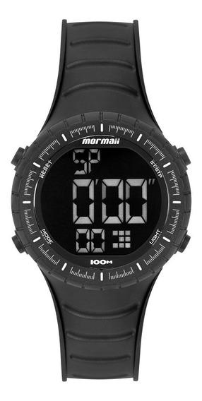 Relógio Digital Mormaii Wave Preto Moy1554aa/8p