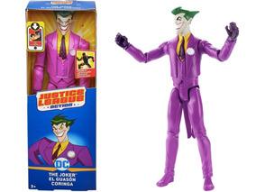 Guasón Dc Superhéroes. Muñeco Mattel Original 30cm