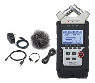 Grabadora De Sonido - Zoom H4n Pro !!!