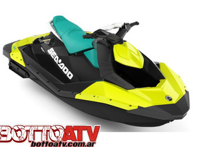 Seadoo Spark 2up 90 Hp 2018 Con Ibr!!