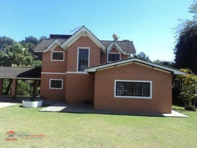 Chácara Com 4 Dormitórios À Venda, 4000 M² Por R$ 2.500.000 - Caetê - São Roque/sp - Ch0017